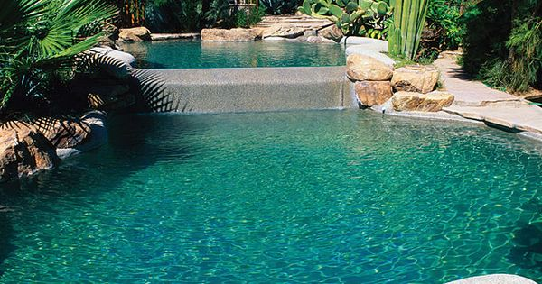 Wonderful Pool Finish Ideas For You To Copy: Diamond Brite Exposed Aggregate