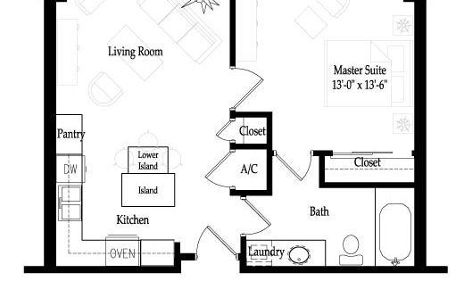 Small Casita Floor Plans Casita Home Plans Home Plans