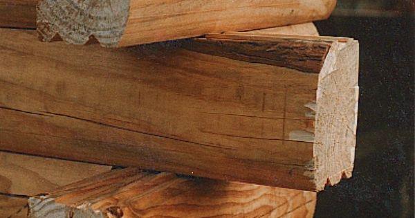 Sistema constructivo con troncos macizos nuestras paredes - Aislar paredes termicamente ...