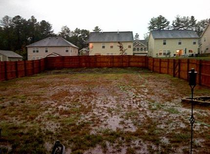 For do it yourself solutions on how to prevent backyard for Backyard flooding solutions