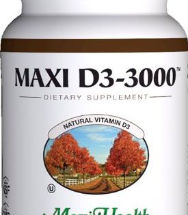 Maxi Health Natural Vitamin D3 3000 Iu Nutrition Supplement 90 Tablets Kosher Details Can Be Found By Natural Vitamins Vitamins Nutritional Supplements