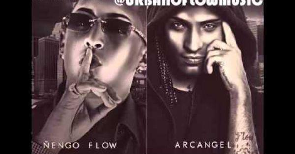 Ejecutivo Arcangel Ft ñengo Flow Original Reggaeton 2013 My Music ñengo Flow Books
