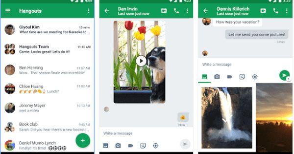 7 Aplikasi Video Call Android Terbaik Dan Terbaru 2016 Gratis Android Henning Video