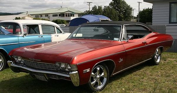 View Source Image Chevrolet Impala Muscle Cars 1968 Chevy Impala