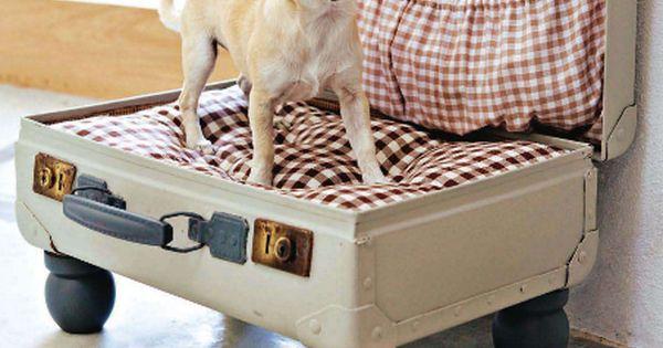 selfmade dogs pinterest selfmade hunde und hundebett. Black Bedroom Furniture Sets. Home Design Ideas