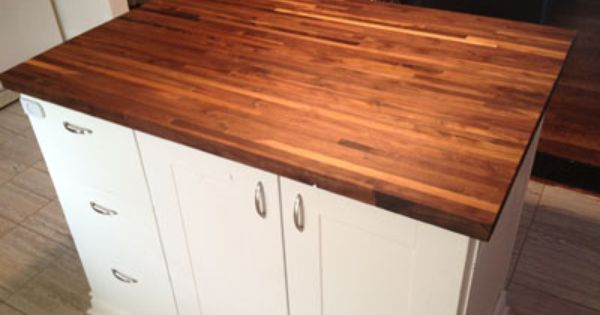 American Walnut Butcher Block Is Beautiful And Unique In