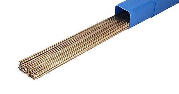 Ercusi A Silicon Bronze Tig Welding Rod 36 X 0 045 2 Lb Review Welding Rods Tig Welding Welding
