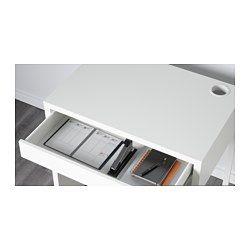 Micke Bureau Blanc 73x50 Cm Bureau Micke Bureau Blanc Ikea Et Bureau Blanc