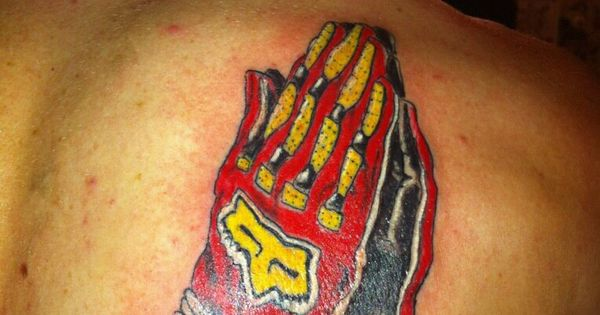 Fox racing tattoo | Motocross | Pinterest | Fox racing ...