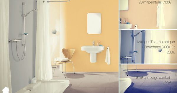 Devis travaux salle de bain - wwwtravauxlib Travauxlib