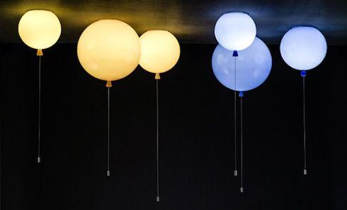 風船の照明 Memory Balloon Lights 2019 バルーンライト 照明