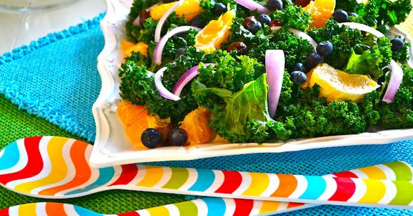 Kale salads, Kale and Salads on Pinterest