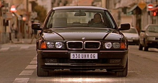 BMW E38 750iL: The Transporter (2002) | Awesome Movie ...