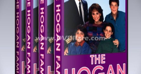 the hogan family dvd - seasons 1-6