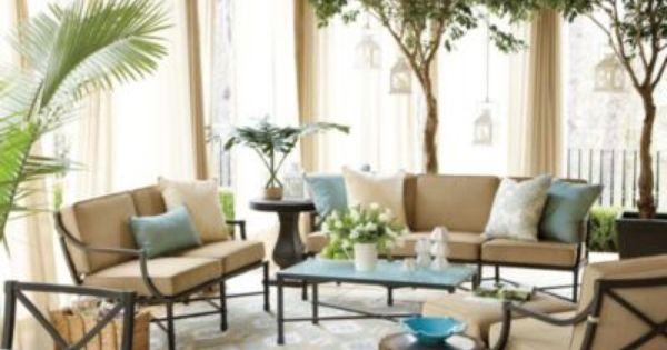 Home Furnishings Ballard Designs Outdoor Living Pinterest Home