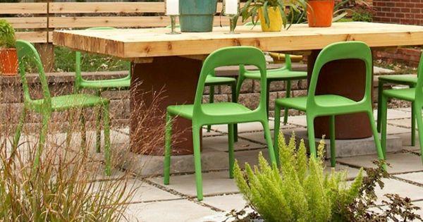 Oder and Garten on Pinterest