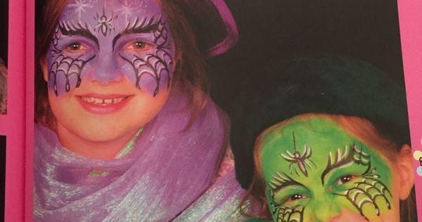 Heks tovenaar schminken pinterest heks voor het huis en kinderen - Decoratie voor halloween is jezelf ...