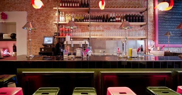 Pink Flamingo, un restaurant très déco   Restaurant, Amsterdam and ...