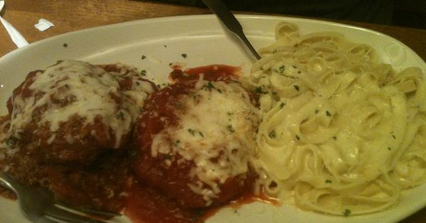 Tour Of Italy Olive Garden Lasagna Chicken Parmesan