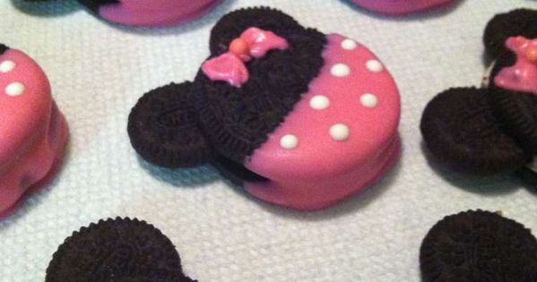Minnie Mouse Birthday Party Ideas | Photo 22 of 38 | Catch