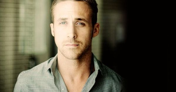 ryan gosling is a good ol' boy. the kind of man you