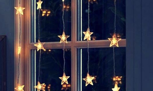 Zoella String Lights : Amazing list of Christmas Decoration Ideas - Exterior and Interior design ideas like ...