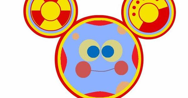 Toodles Jpg See More Ideas About Mickey Party And Clubhouses