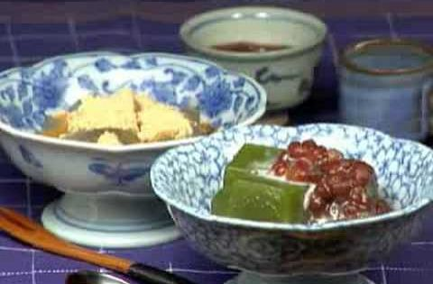 Kudzu Starch Cake Recipe