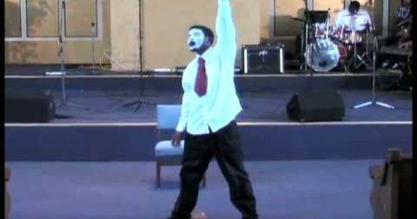 Mime Praise Dance U Saved Me Praise Dance Praise Dance