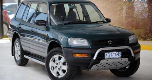 honda crv 1996 features