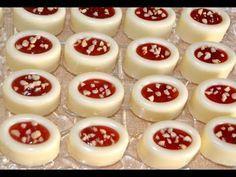 121 حلوى بدون فرن بتلاث مكونات فقط بشكل ولا احلى حلويات العيد Youtube Food Cookie Recipes Food And Drink