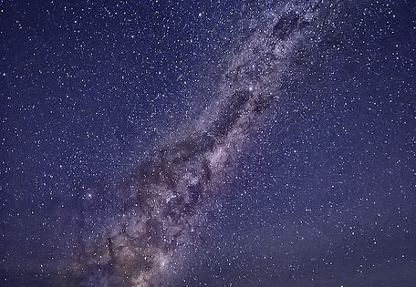 Stars over Forrester's Beach, Australia by Jay Daley - this would be