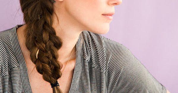 Mermaid braid!! Tutorial here: joannagoddard.blo...