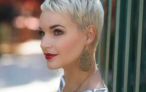 Best Platinum Blonde Pixie Short Hair Hair Pinterest