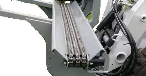 Skid Steer Wood Processor Attachment Industrial Series