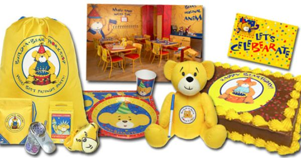 Build A Bear Party Build Bear Workshop Party Room Private Party