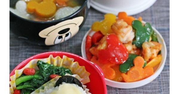 Mickey Bento | Recipe | Bento