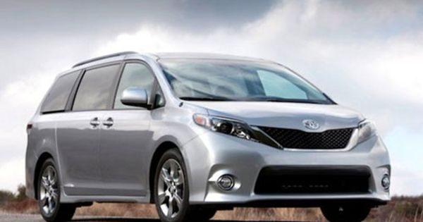 The New 2014 Toyota Sienna Hybrid Is Designed With A 2 4litres And