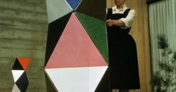 Ray Eames MID-CENTURIA : Art, Design and Decor from the Mid-Century and