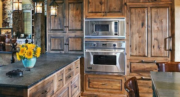 40 Rustic Kitchen Designs To Bring Country Life Designbump: 40 Rustic Kitchen Designs To Bring Country Life