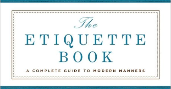 Wedding Etiquette Books: The Ultimate Guide To Manners In The Real World! Is It