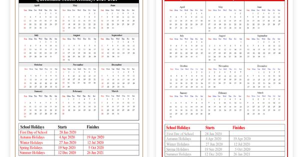 School Holidays Of Qld Nsw Vic Act Nt Wa School Holiday Calendar School Holidays Holiday Calendar