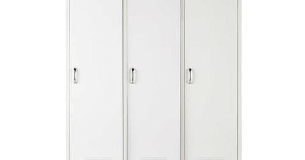 dressing indus en m tal blanc l 115 cm hip hop style pinterest teenage room and room. Black Bedroom Furniture Sets. Home Design Ideas