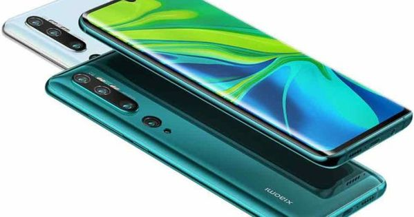 Xiaomi Mi Note 10 And 10 Pro With 108mp Penta Rear Camera 6 47 Inch Amoled Display Sd730g Launched Technology News Reviews And Buying Guides Xiaomi Finger Print Scanner Lens For Portraits