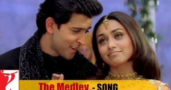 Medley Song Mujhse Dosti Karoge Love Songs Hindi Hindi Movie Song Songs