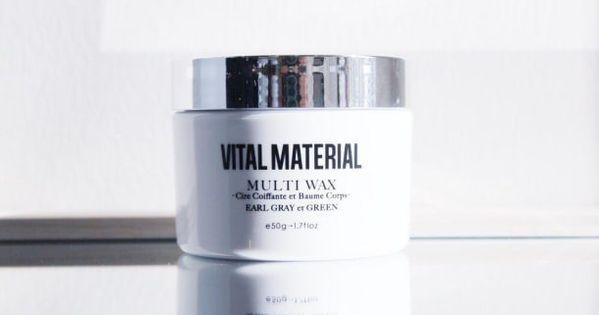 Multi Wax マルチワックス Vitalmaterial ギフト マルチ