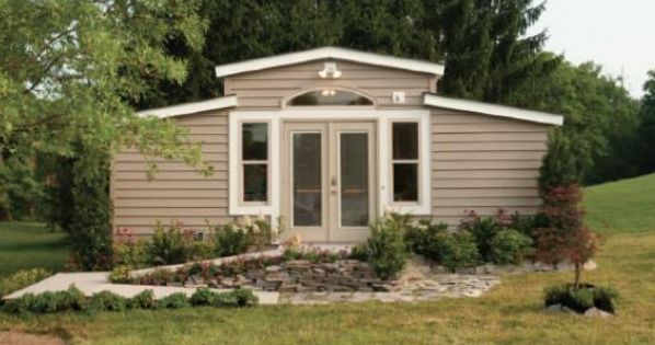 granny pods now allow your aging parents to live in your backyard