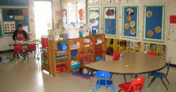 Classroom Design Study : Best preschool classroom layout design for kids study and