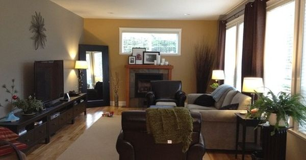Image Result For Long Narrow Living Room With Fireplace On Long