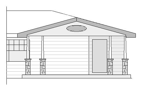 Gable Roof Front Of Porch Gable Roof Design Gable Roof Roof Styles
